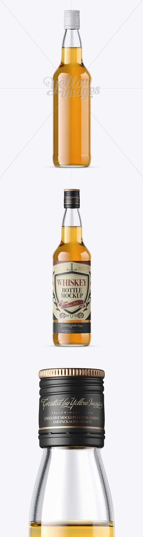 Clear Glass Whiskey Bottle Mockup 14409 Tif Avaxgfx All Downloads That You Need In One Place Graphic From Nitroflare Bottle Mockup Whiskey Bottle Bottle