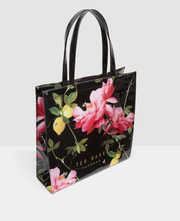 Citrus Bloom shopper bag  6742869e2c4cf