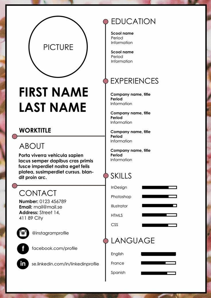 18++ Cv and resume writing Resume Examples