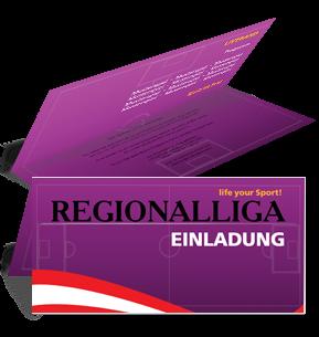 Violette Einladungskarte jetzt online günstig bestellen