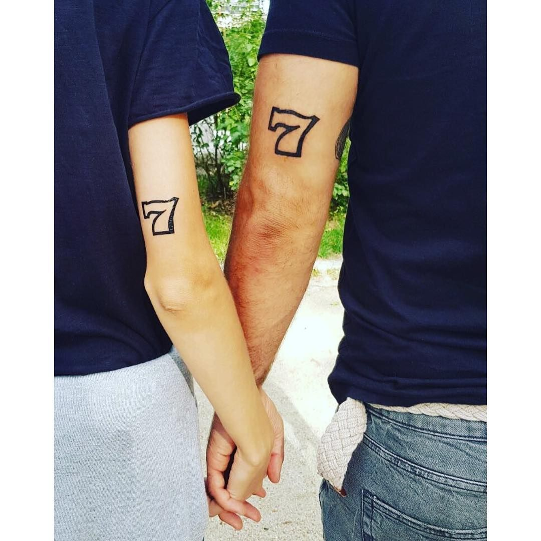 120 Cutest His And Hers Tattoo Ideas