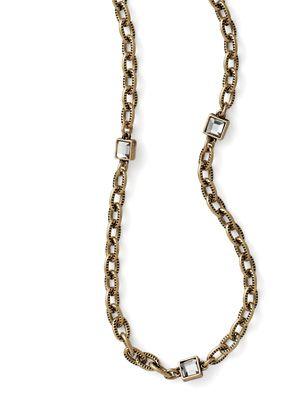 lia sophia Ingenue long necklace SS2012
