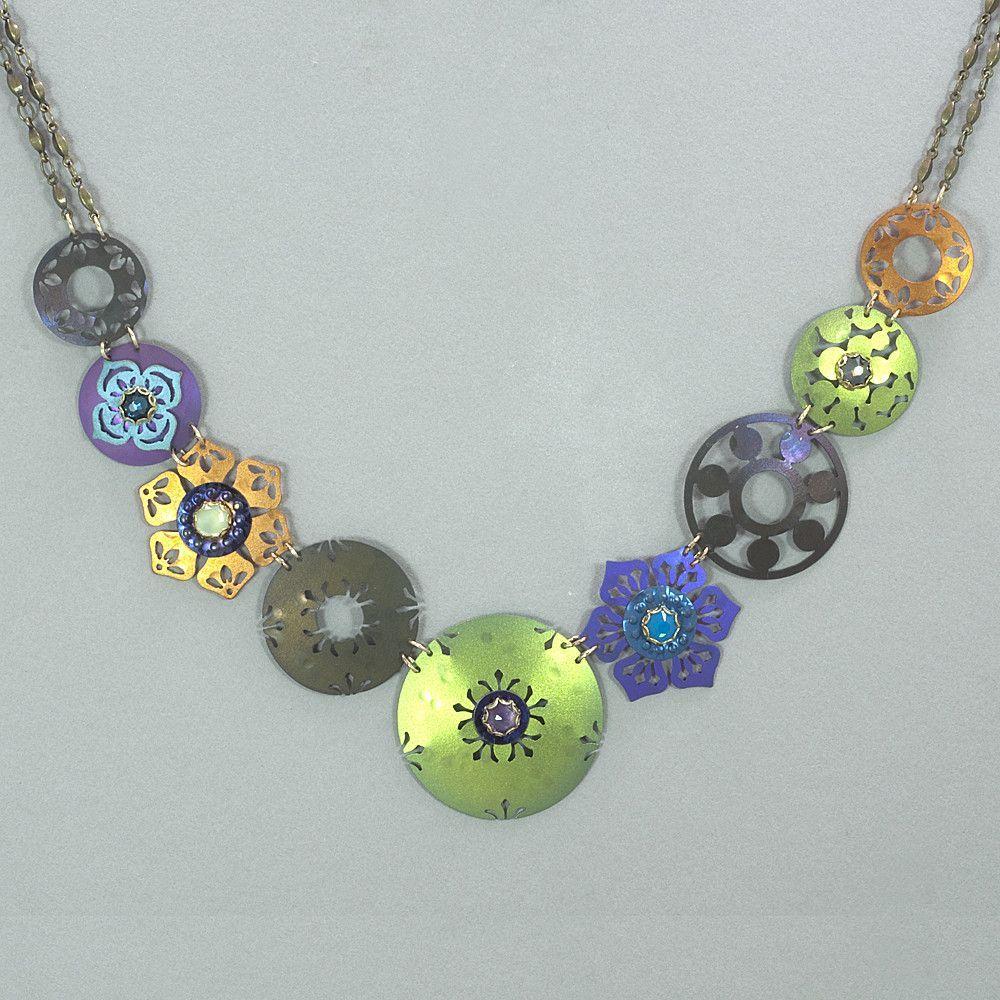 Holly Yashi Northern Lights Necklace