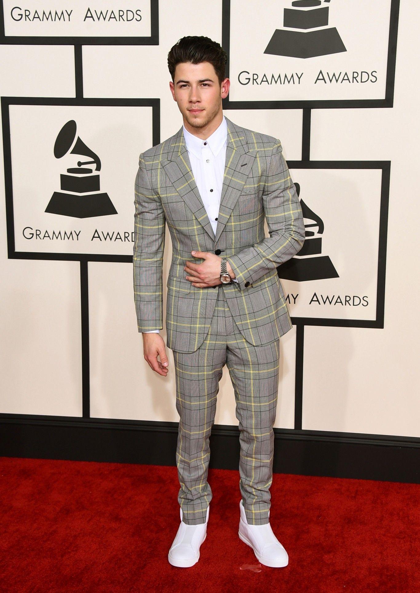 Nick Jonas - Grammys