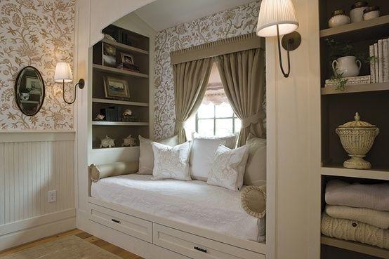 Window Seat Bed By Jesommer
