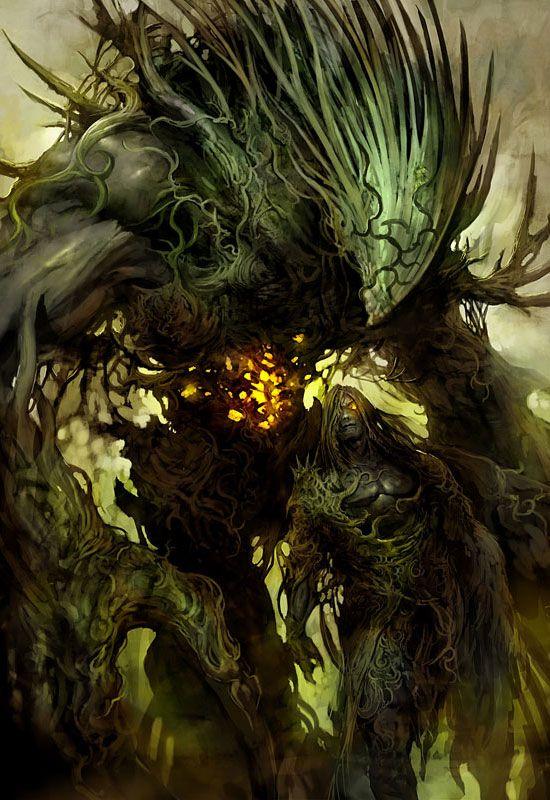 Summoned Guild Wars Creature Concept Art Guild Wars 2