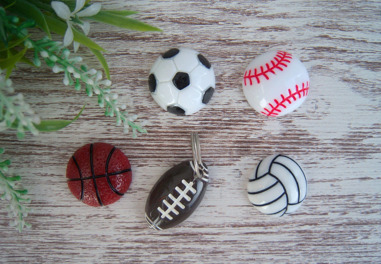 Ball pet tag, football dog tag, cat tag, resin pet tags