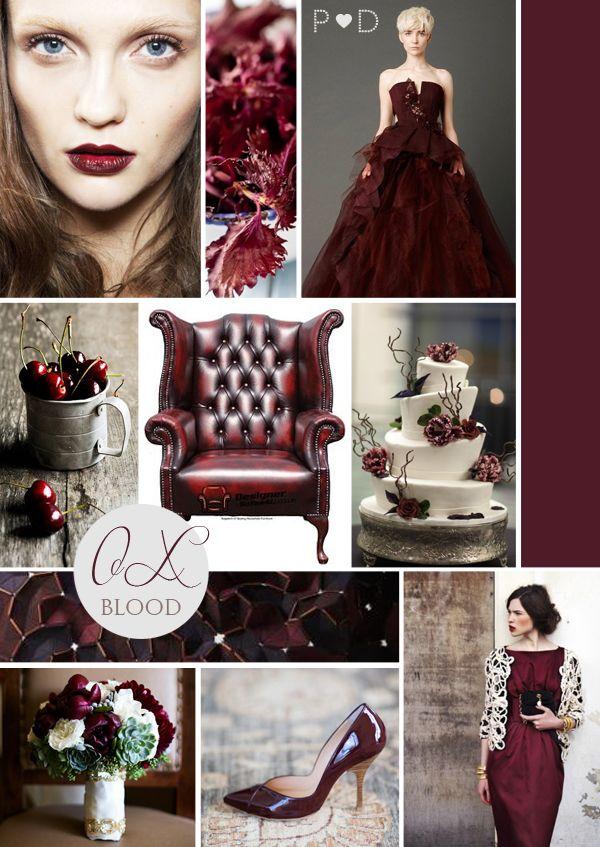 Combinaciones De Colores Para Decorar La Boda Ejemplos Wedding
