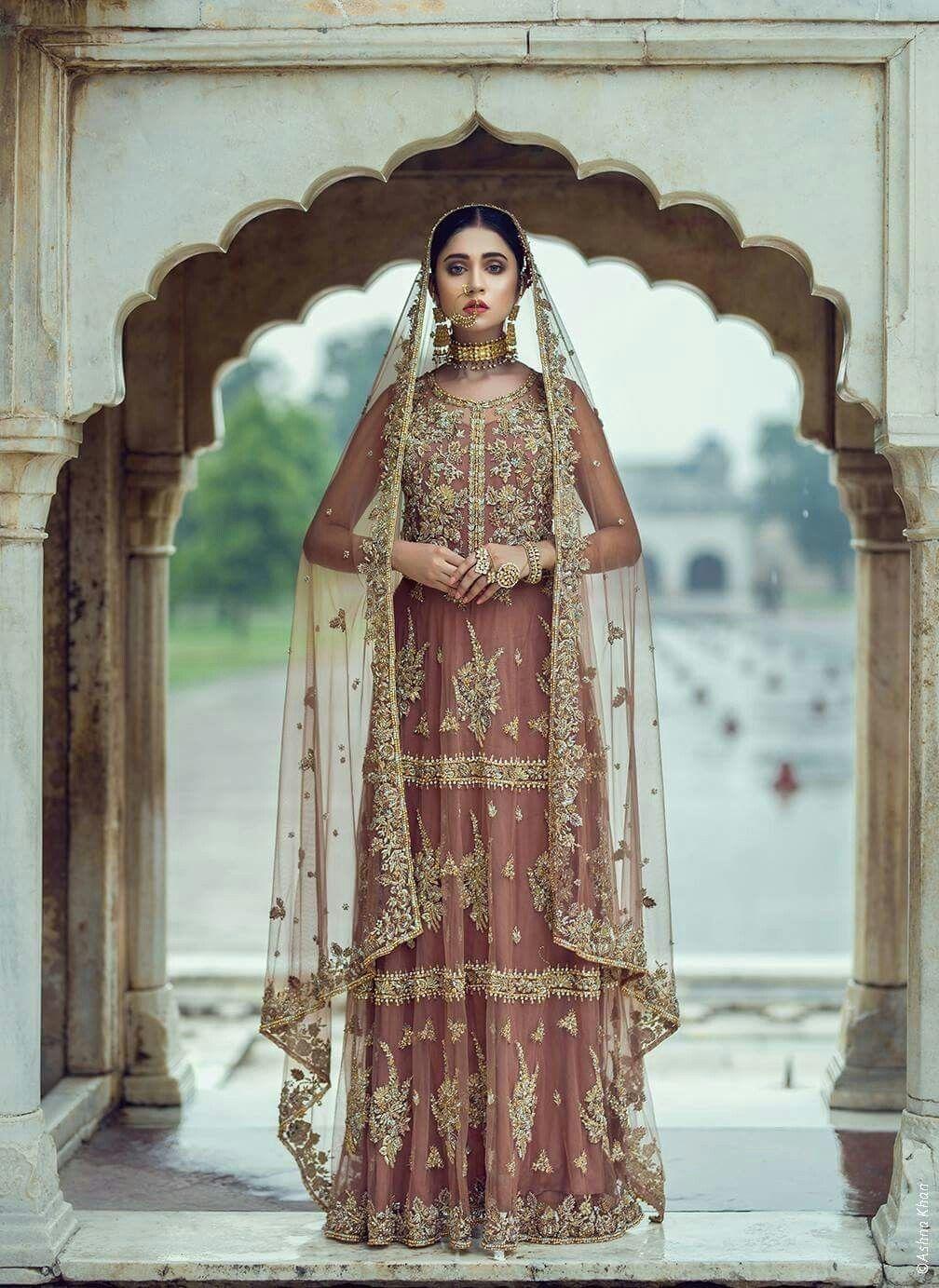 Pin von Suman Zulfiqar auf Bridal & Party Wears | Pinterest