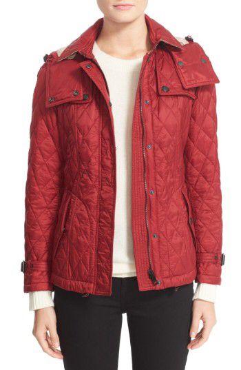 Burberry Brit Finsbridge Quilted Coat Bloomingdale S Long Quilted Coat Quilted Coat Women Quilted Coat