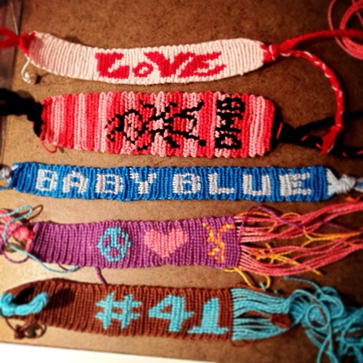 Dave Matthews Band Alphabracelets baby blue my LoVE sign #41 ants marching peace love firedancer made by @Janelle Follendorf #narnia #DMBfamily