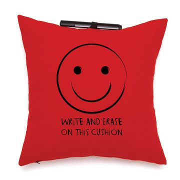Note Pillow Red, 23€, now featured on Fab.