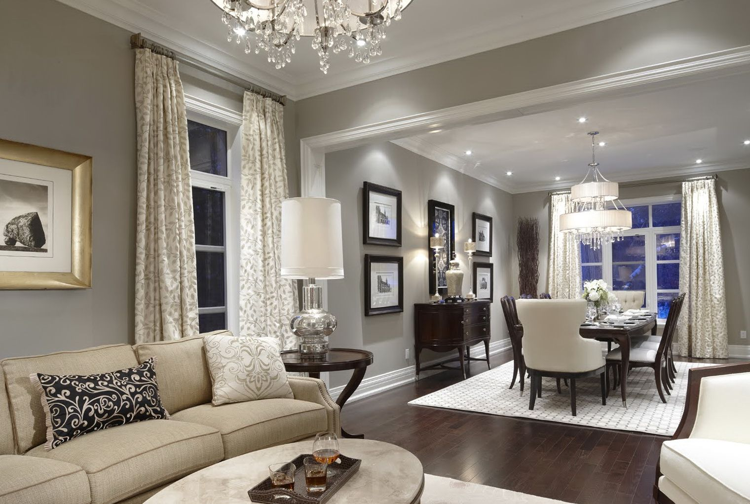 Light Grey Walls Curtains For Living Room - Best site ...