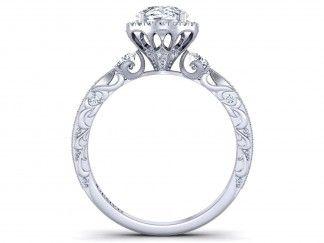 Explore Unique Designer Diamond Engagement Rings from
