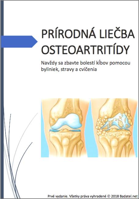 f5b7e57c0 Prírodná liečba osteoartritídy: Ako sa navždy zbaviť bolestí kĺbov pomocou  byliniek, stravy a cvičenia | Badatel.net