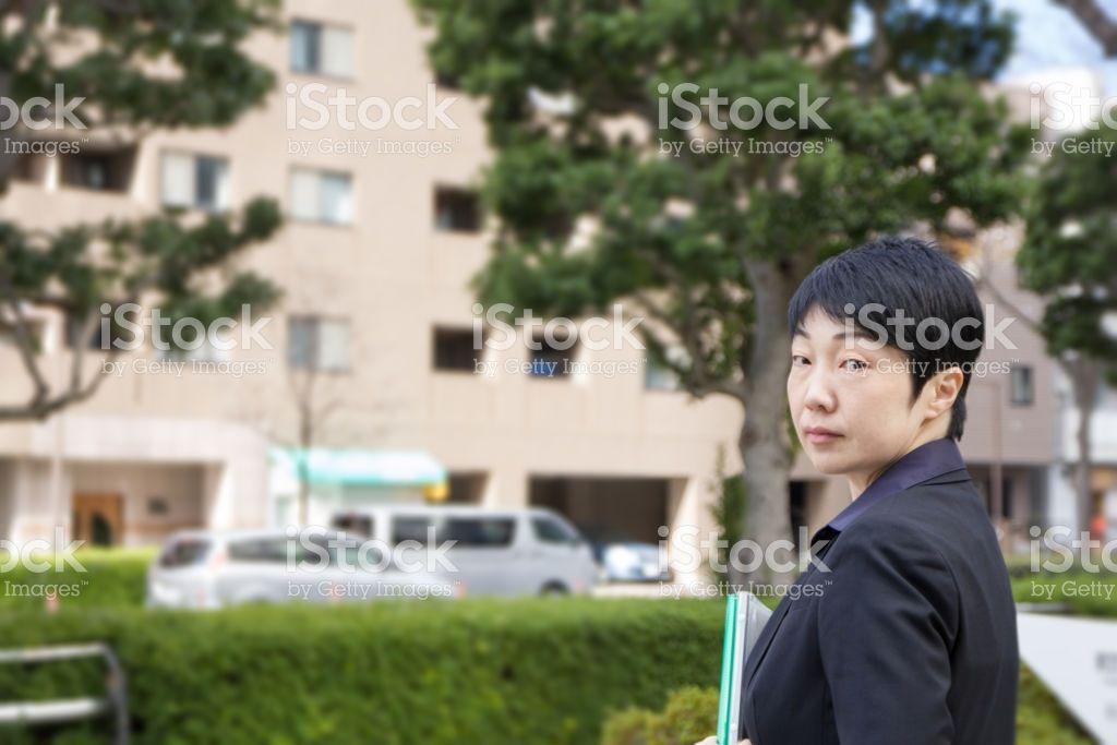 Portrait of Asain Business Leader