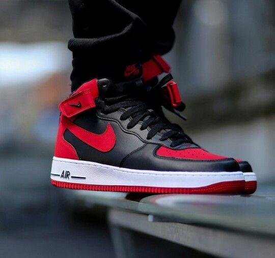 86444baf8554 Nike Air Force 1 Mid