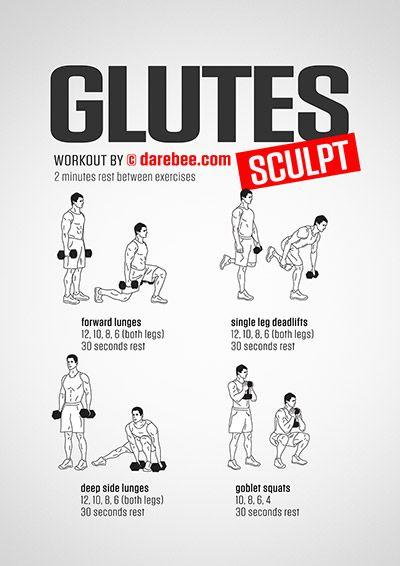 Glutes Sculpt Workout