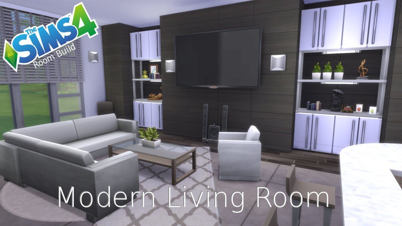 The Sims 4 Room Build Modern Living Room Modern Living Room Design Ideas 34651207 Sims 4 Cc Furniture Living Rooms Modern Living Room Living Room Styles