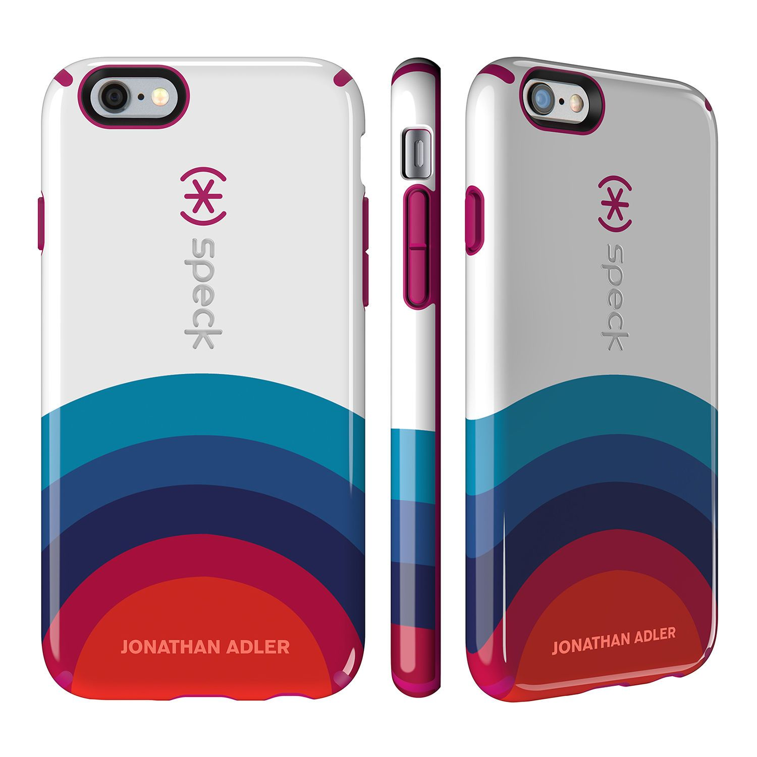 CandyShell Inked Jonathan Adler iPhone 6s Plus & iPhone 6 Plus Cases