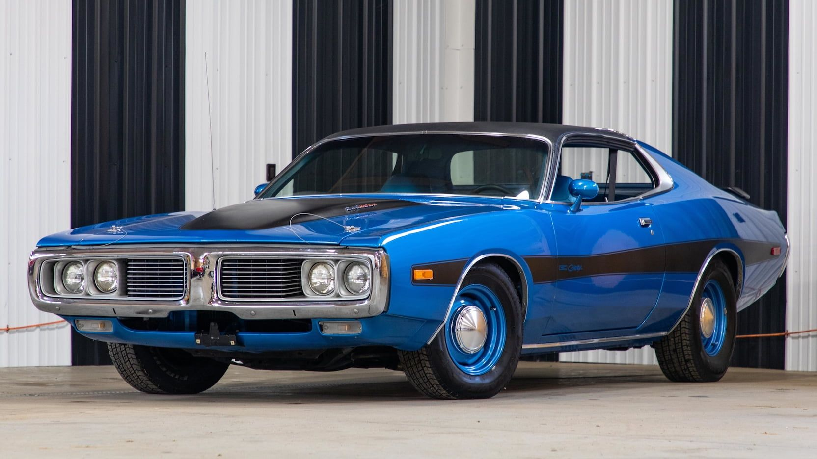 1973 Dodge Charger Rallye Presented As Lot R140 At Indianapolis In Dodge Charger Classic Cars Muscle Cars