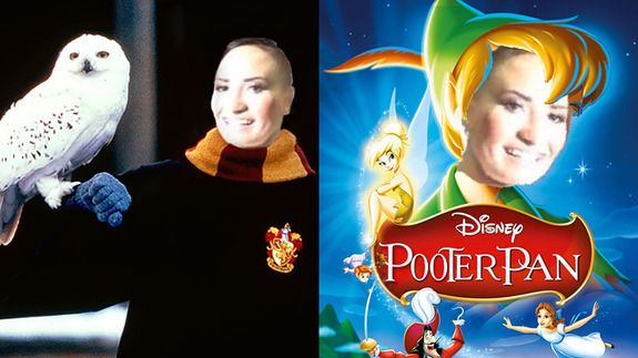 Demi Lovato is not amused by the Poot Lovato meme   Poot ...
