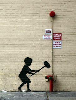 Τα ωραιότερα Εικόνες: Banksy στη Νέα Υόρκη