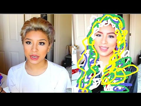MY NEW HAIR COLOR - YouTube   101. BLONDE 101. BECOMING BEING ...