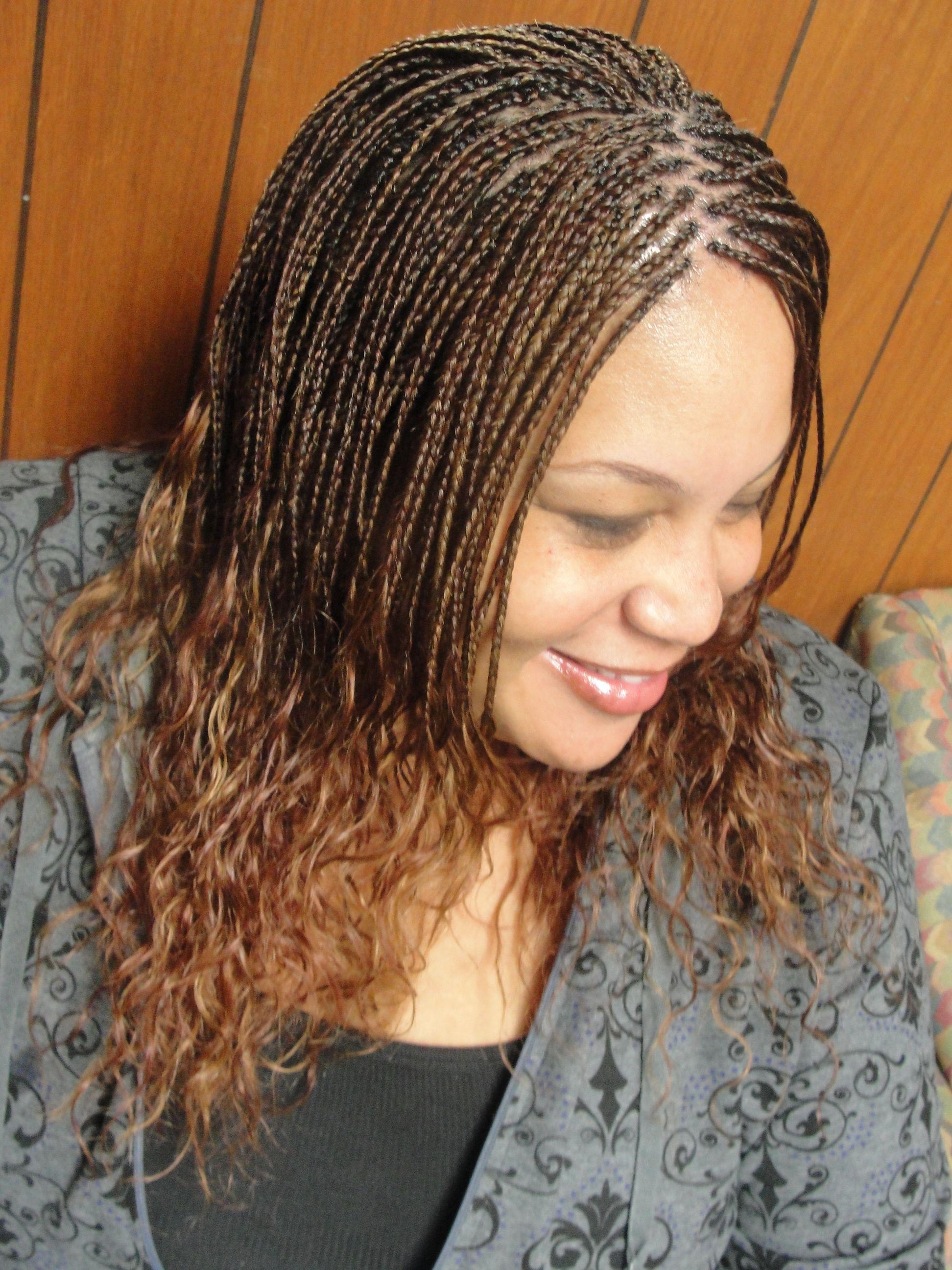 Micro braids hairstyles wavy braids pinterest braid hairstyles