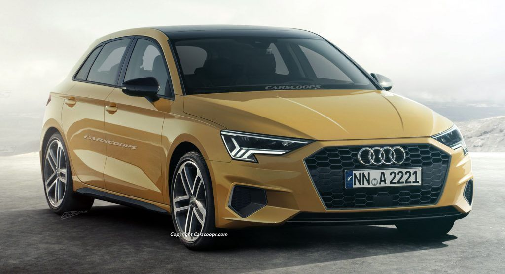 2019 Audi A3 Styling Tech Engines And Everything Else We Know