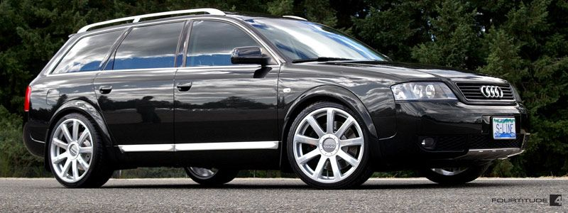 Who Has 20 Rims On Their C5 A6 S6 Ar Page 2 Audi Allroad Audi A6 Allroad Audi