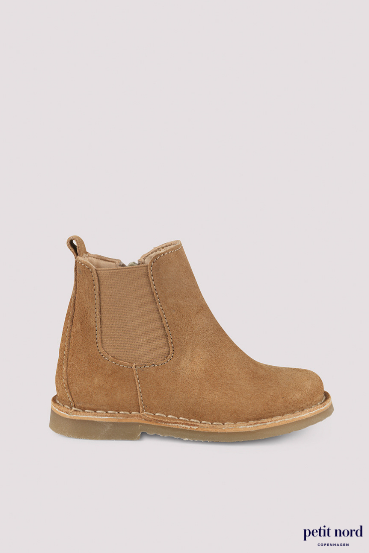 Our chic ankle boots for kids appeal to