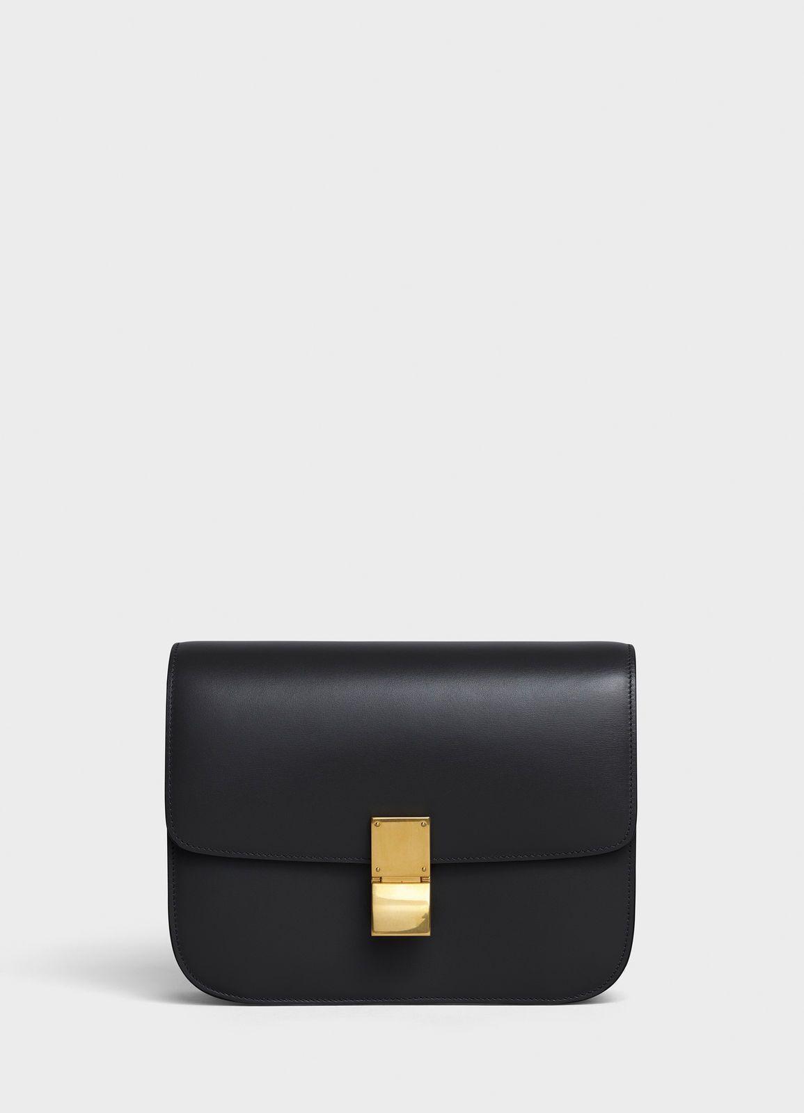 ba0963b8a890 Medium Classic bag in box calfskin