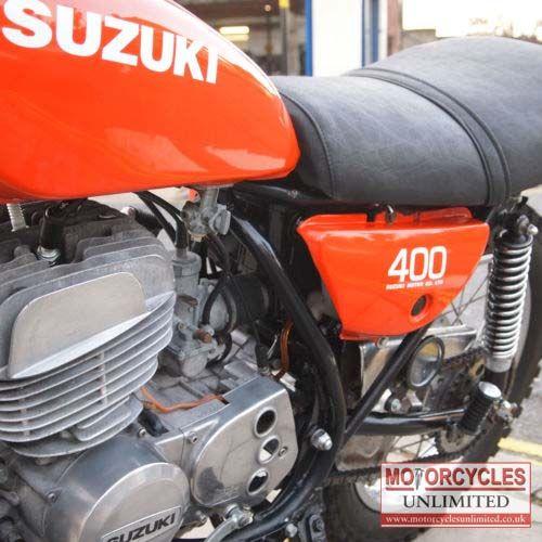 1978 Honda Cx500 Engine For Sale: 1974 Suzuki TS400 Apache Classic Suzuki For Sale
