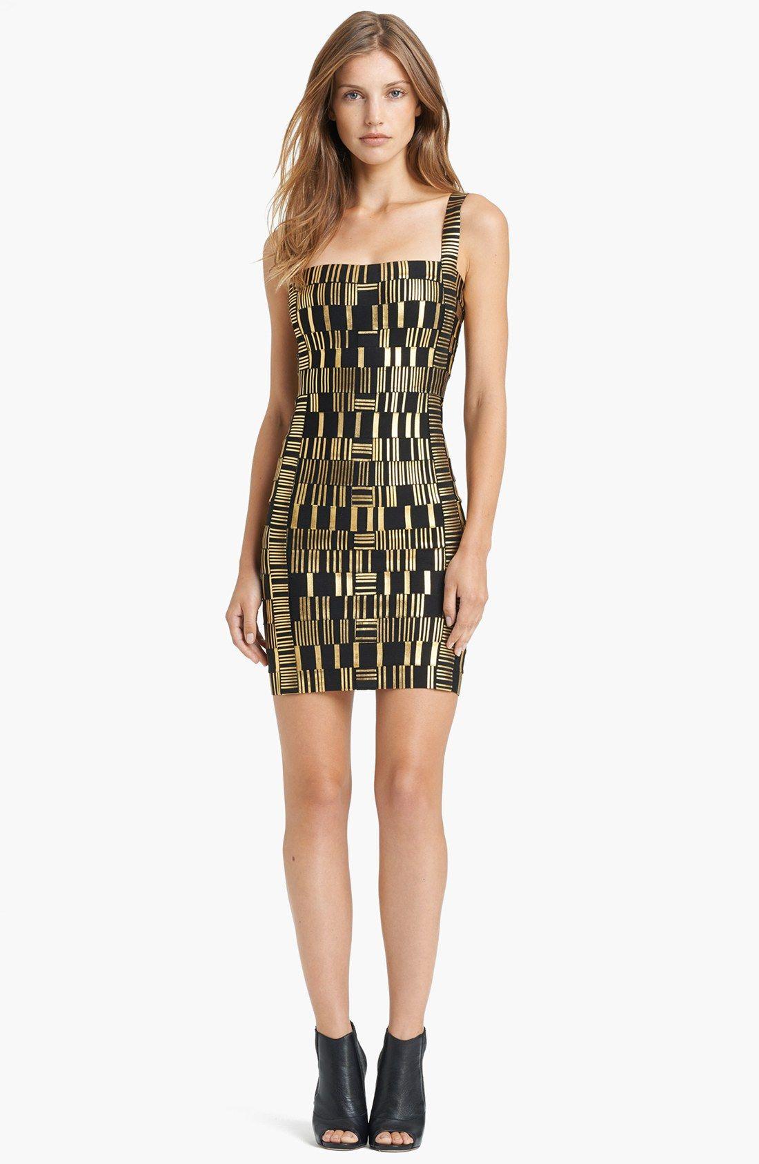 HervÉ lÉger design dress pinterest