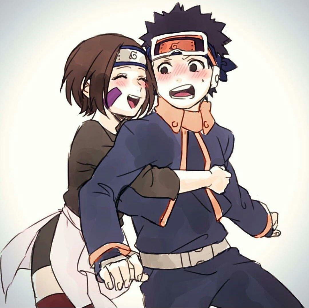 Pin de yohana andrea en anime   Naruto anime, Obito ...