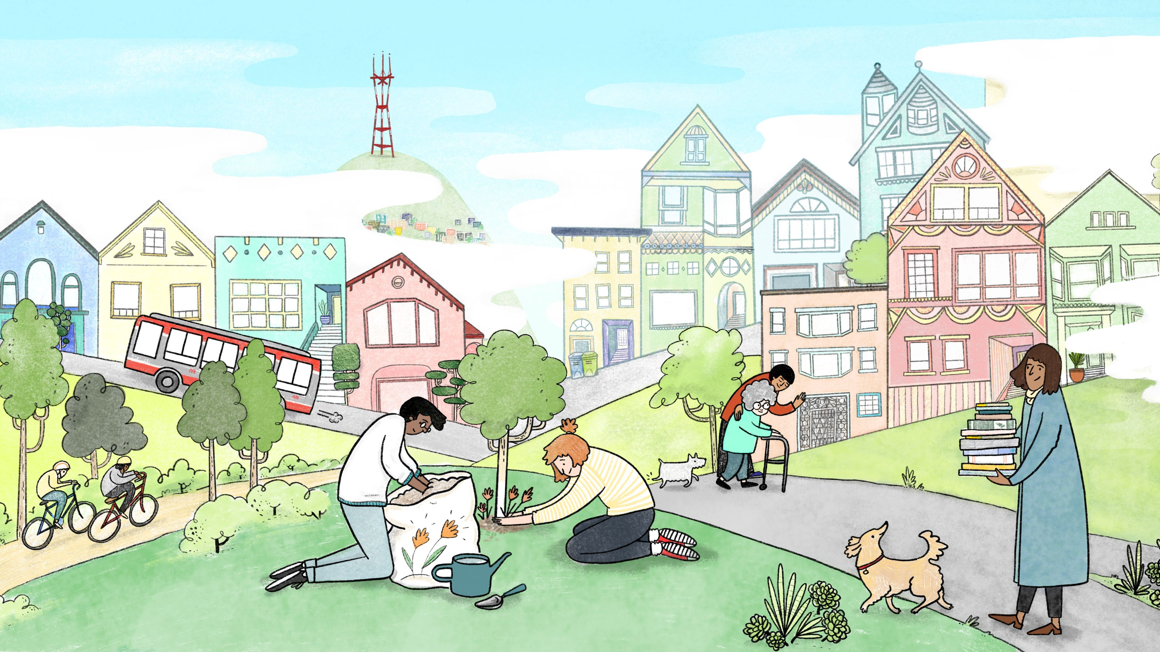 25 Small Ways To Make Sf A Better Place