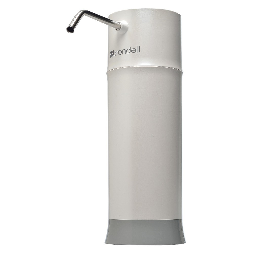 Brondell H2o Pearl Countertop Water Filter System Countertop