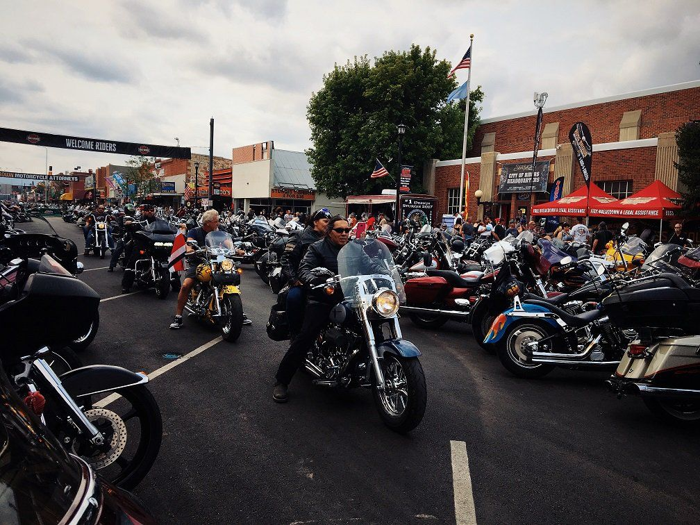 10 Days Of Sturgis Motorcycle Rally Sturgis Motorcycle Crazy