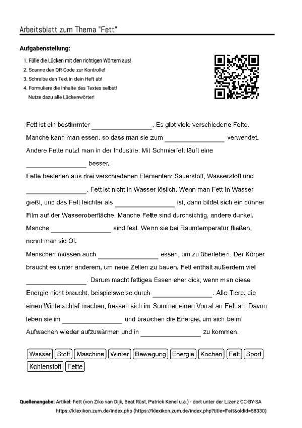 Fantastisch Braucht Und Will Arbeitsblatt Galerie - Super Lehrer ...