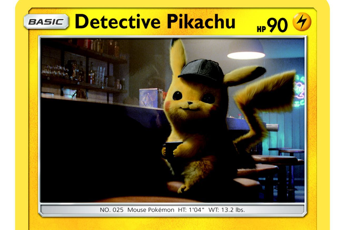 Detective pikachu will roll out to theaters with an