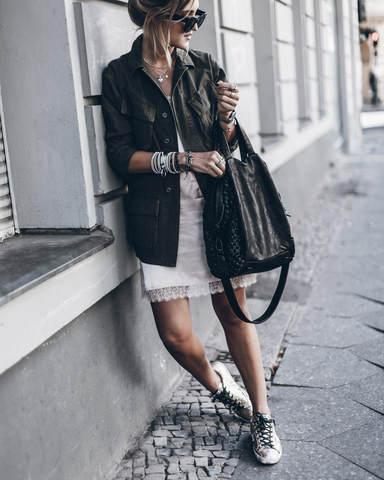 BLACK, GORGEOUS AND PRACTICAL