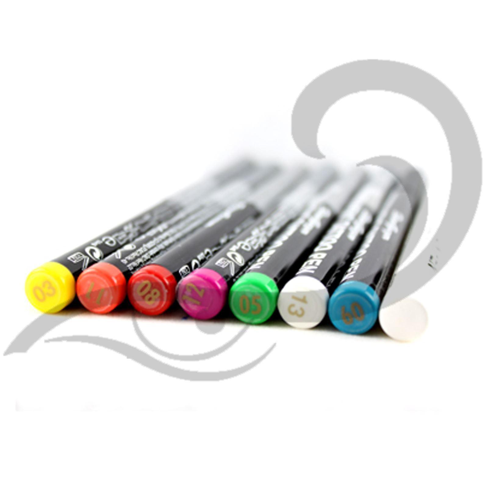 Stargazer Tattoo Pen - Black