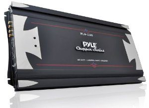 Pyle PLA2260 2 Channel 4000 Watt High Power Mosfet Amplifier by Pyle on pyle receiver wiring, pyle plbt72g wiring harness, bridging 4 channel amp diagram, pyle speaker, wall of sound diagram, 4 channel car amplifier diagram,