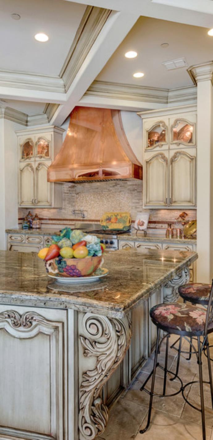 Elegant Kitchen Decorations Old World Mediterranean Italian