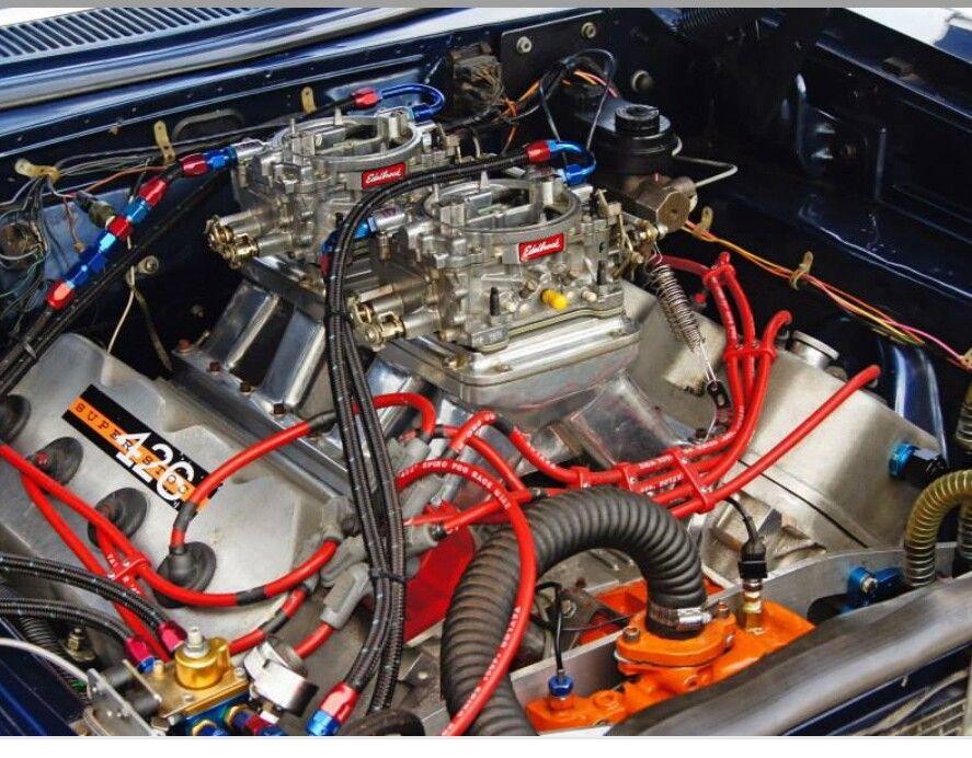 Mopar 60 Dodge 383 Dual 4 Barrel Fuel Line Fuel Pump To Carb  NEW