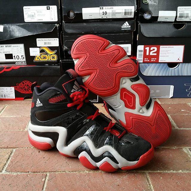 sports shoes e98ff 3cdc8 Adidas Crazy 8 Damian Lillard PE size 10 ( no box )  70 OBO  shoebeedoowop