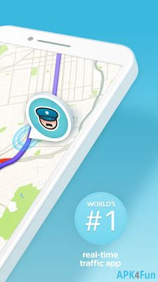 Download Waze BAR and APK for Blackberry 10 devices With A
