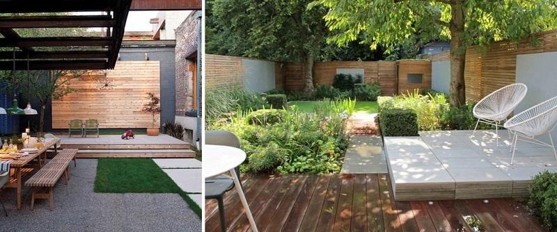 8 jardines para todos Decohunter muebles vivi Pinterest Tipos