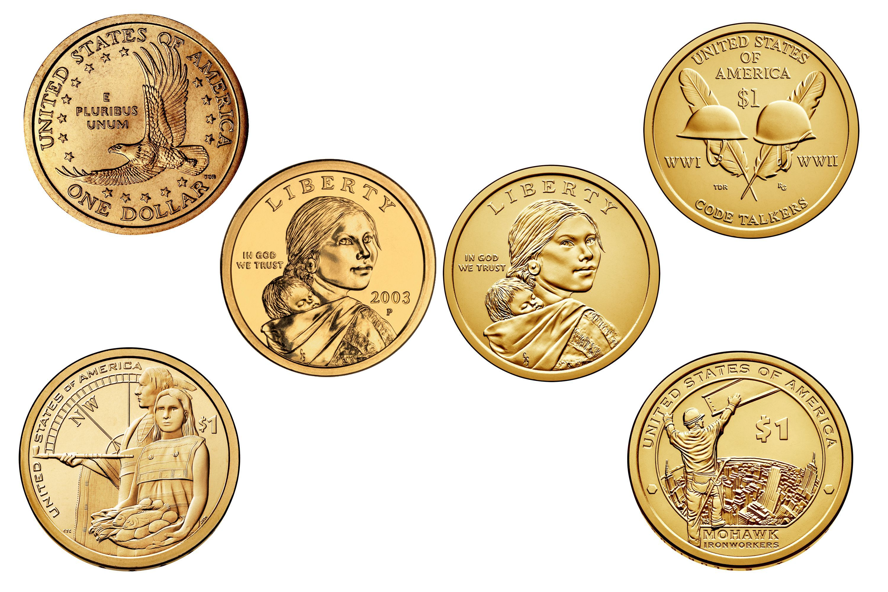 3 Sacagawea Dollars That Can Make You Rich Dollar Coin Value Sacagawea Dollar Gold Coin Values